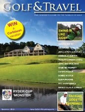small golf  travel cover nov2010